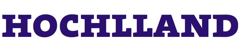Logo Seminarhaus HochLLAND